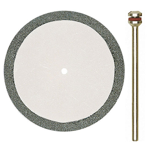 Diamond cut-off-wheel, Ø 1 1/2""