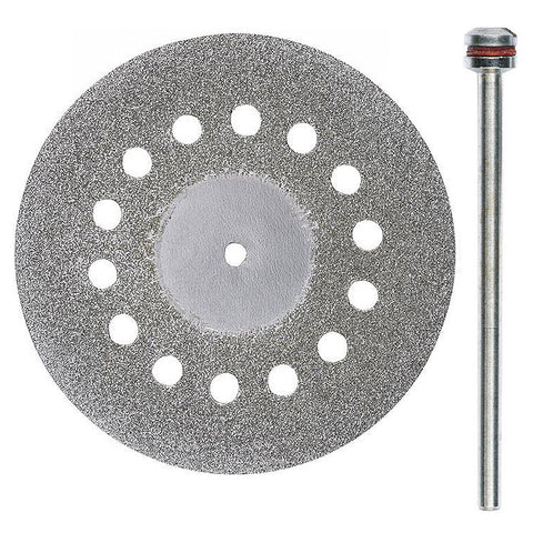 Diamond cut-off wheel, Ø 1 1/2""