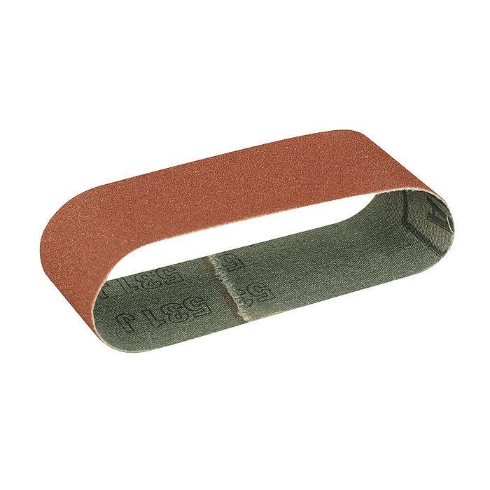 "Sanding belt for BBS, 1 37/64"" X 10 7/16""  (40 X 265mm), 240 grit, 5 pcs."