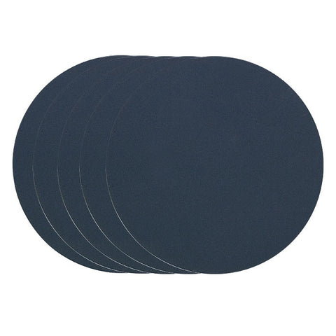"Adhesive sanding disc for TG 250/E, 9 27/32"" Diameter (250mm), 320 grit, 5 pcs."