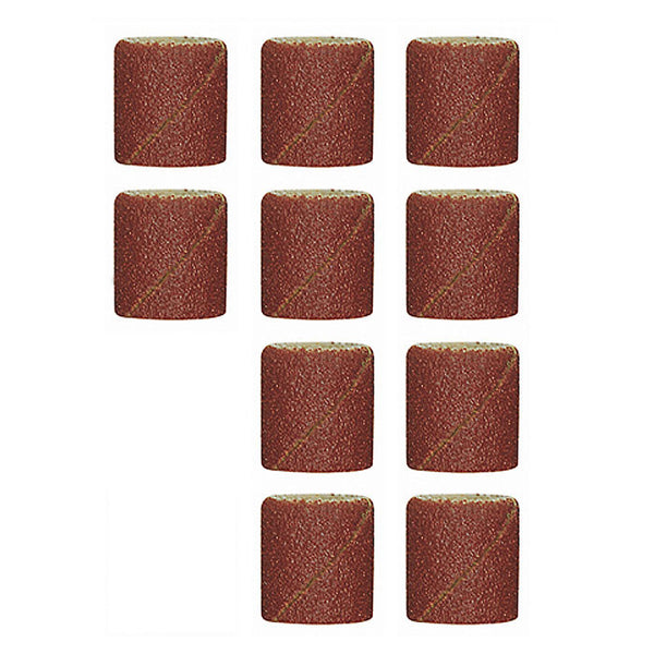 Replacement sanding bands, 10 pcs., 150 grit (for 28980)