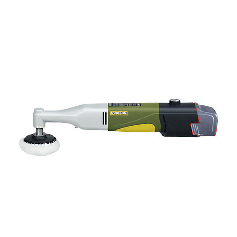 Cordless angle polisher WP/A w/o battery & charger