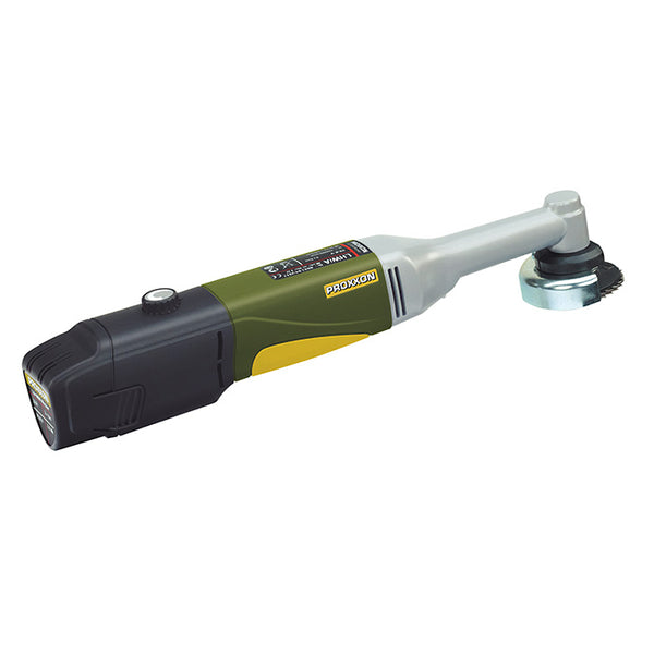 Cordless long neck angle grinder LHW/A