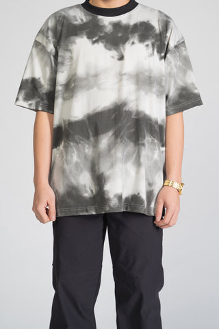 ACID WASH OVERSIZED TEE