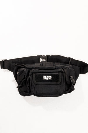 HSO BELT BAG - BLACK