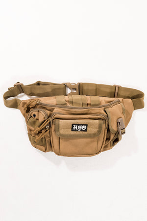 HSO BELT BAG - KHAKI