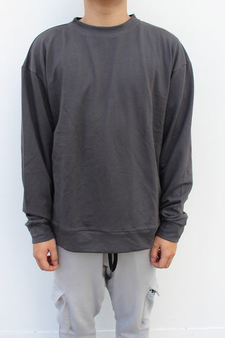 Sweatshirt in Dark Gray