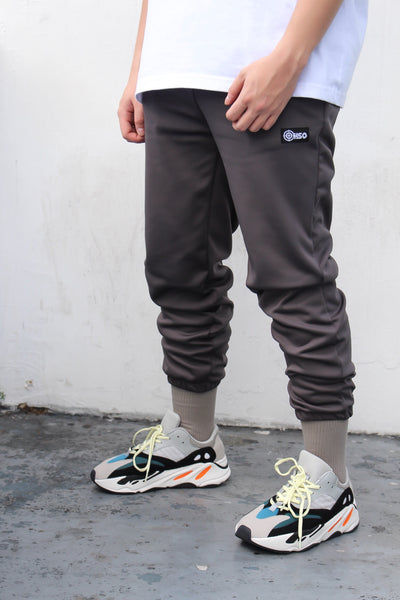 TRACK PANTS - DARK GRAY