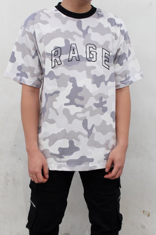 RAGE TEE - LIGHT