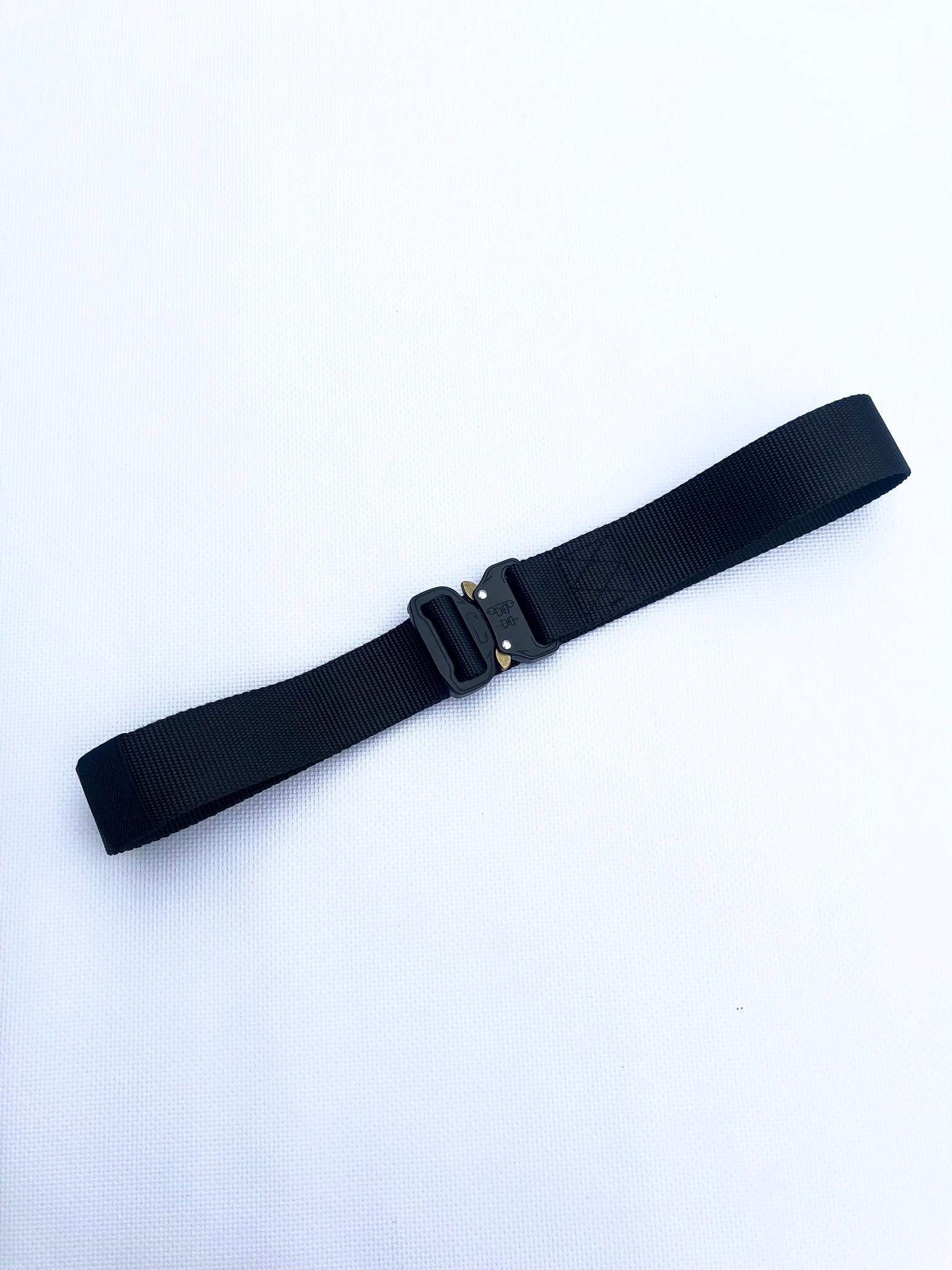 TACTICAL BELT - BLACK