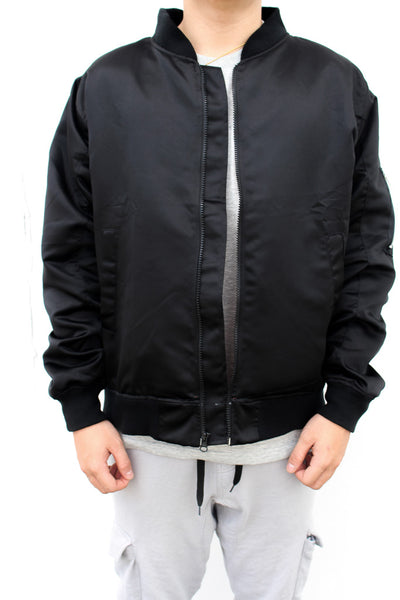 MA1 Bomber in Black