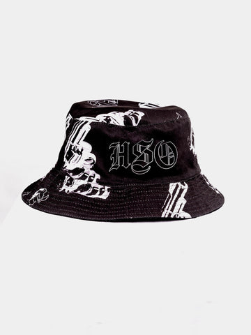 REVERSIBLE CAMP HAT