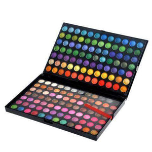 168 Colors Professional Makeup Palette
