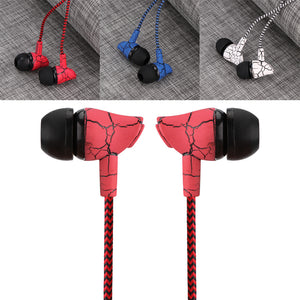Electric Earphone Wired 3.5mm