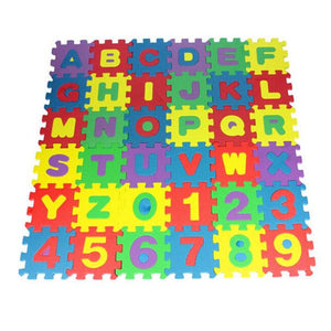 36Pcs Baby Educational Toy Gift