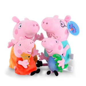 Peppa Pig Plush Anime