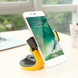 Universal Car Phone Holder with Suction Cup Base