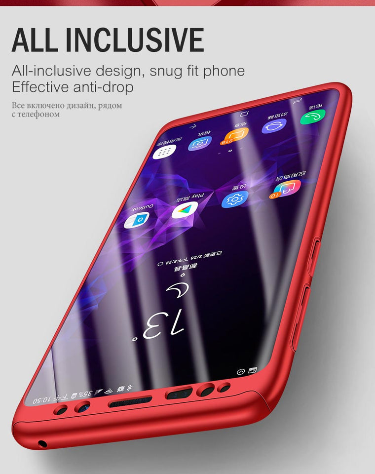 Full Cover Case For Samsung Galaxy