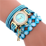 Women Watches Leather Bracelet