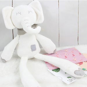 Cute Plush Elephant Doll Baby