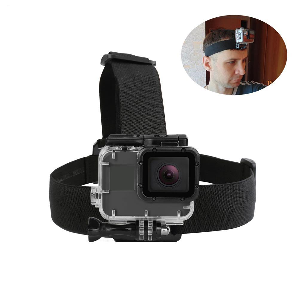 Elastic Harness Head Strap for GoPro Hero