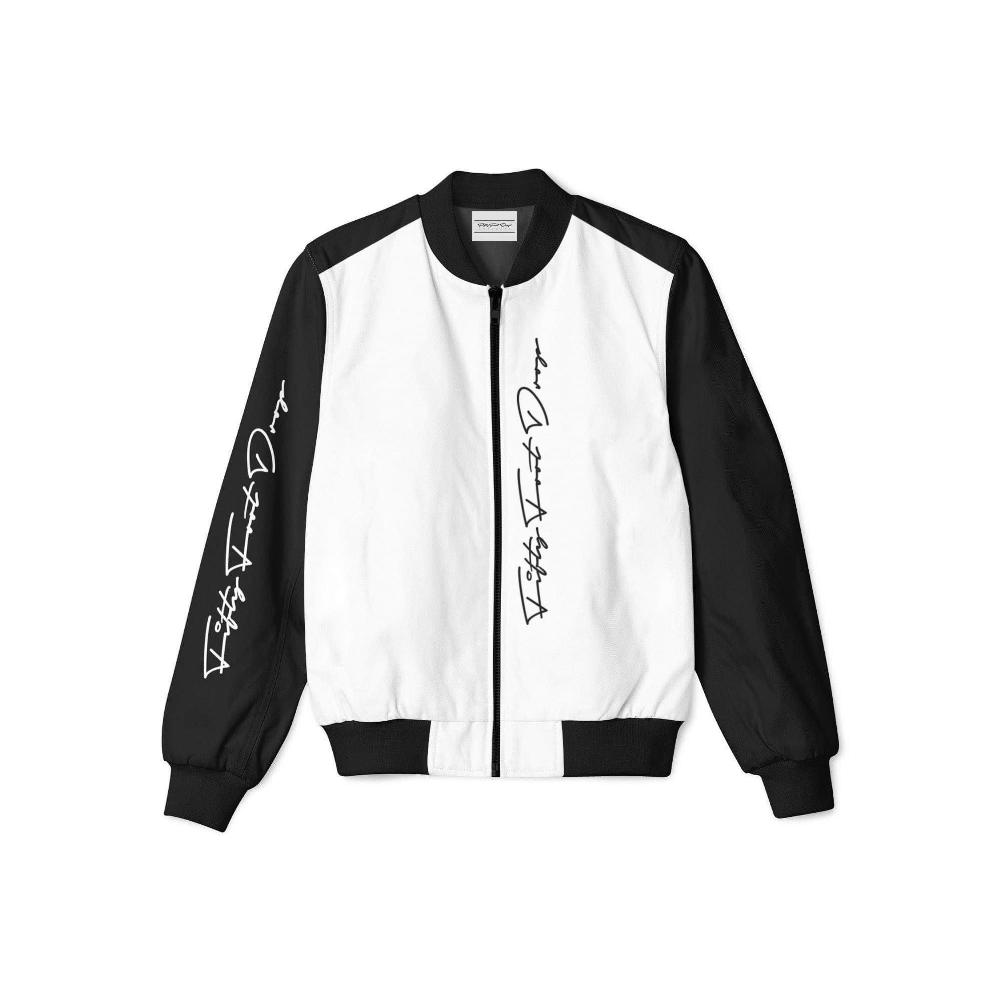 PANDA POWER - FIFTY FOOT DROP - BOMBER JACKET  Fifty Foot Drop  fresh-on-road.myshopify.com Fifty Foot Drop