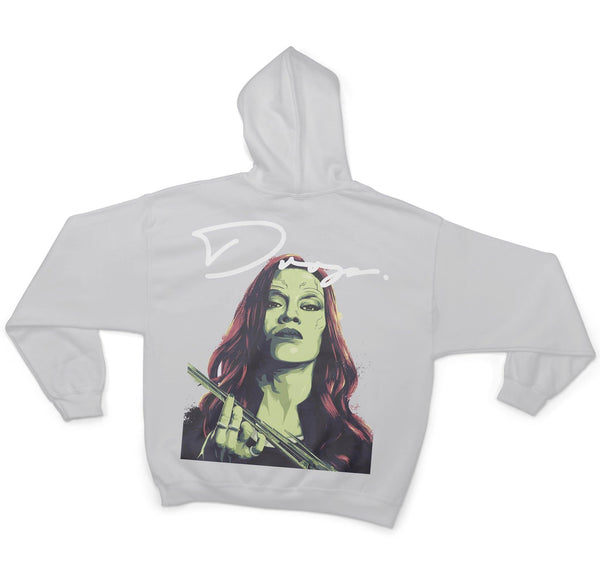 GAMORA - FIFTY FOOT DROP - COTTON HOODIE