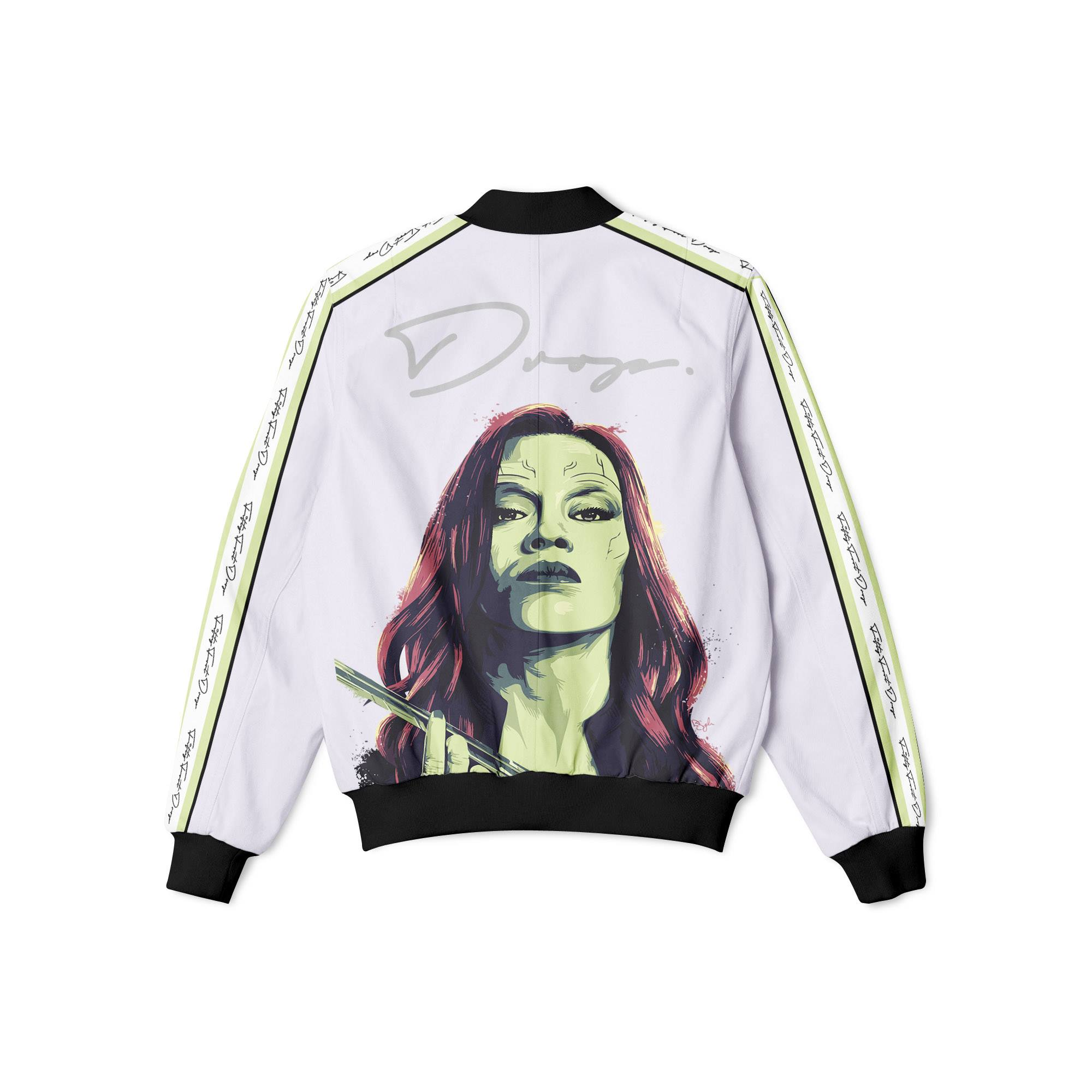 GAMORA - FIFTY FOOT DROP - BOMBER JACKET