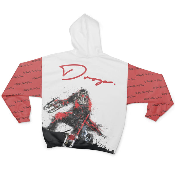 STARLORD - FIFTY FOOT DROP - SUBLIMATION HOODIE