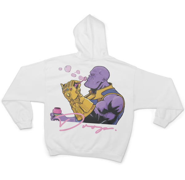 THANOS - FIFTY FOOT DROP - COTTON HOODIE