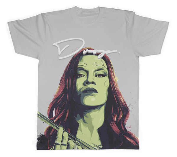 GAMORA - FIFTY FOOT DROP -TEE