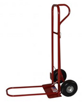 Heavy Duty P-Handle Hand Truck