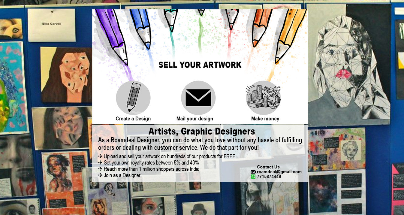 Sell Your Artwork, Sell Your Design
