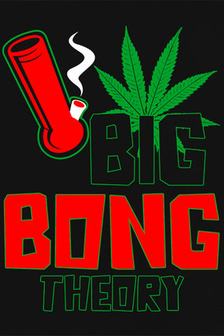 Buy The Big Bong Theory  T-Shirt For Mens Online Shopping