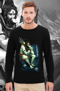 Lord Shiva Full Sleeve T-Shirt