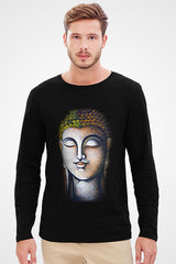 Buddha Full Sleeve T-Shirt