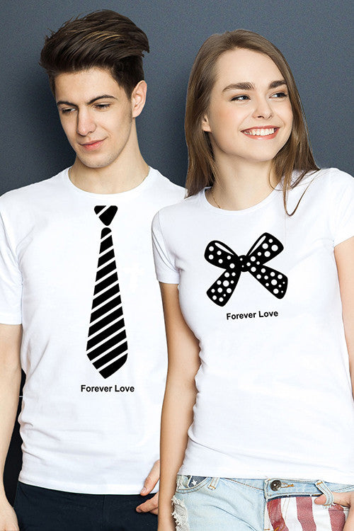 Forever Love Couple T shirt