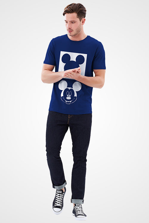 Mickey Face T-Shirt