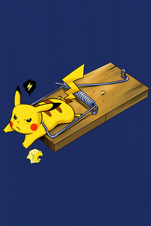 Pikachu Mouse T-Shirt
