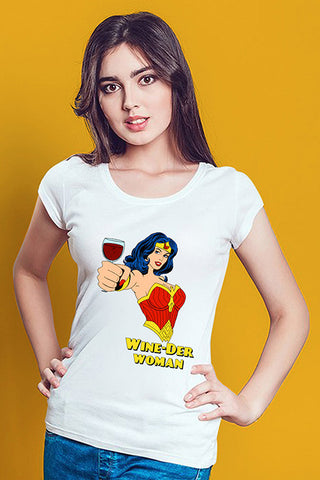 wineder woman T Shirt