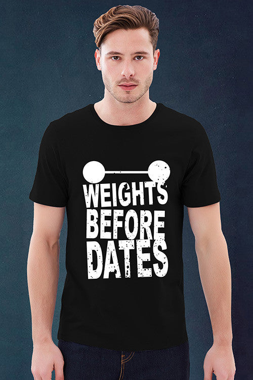 Weigh Before Dates Tshirt