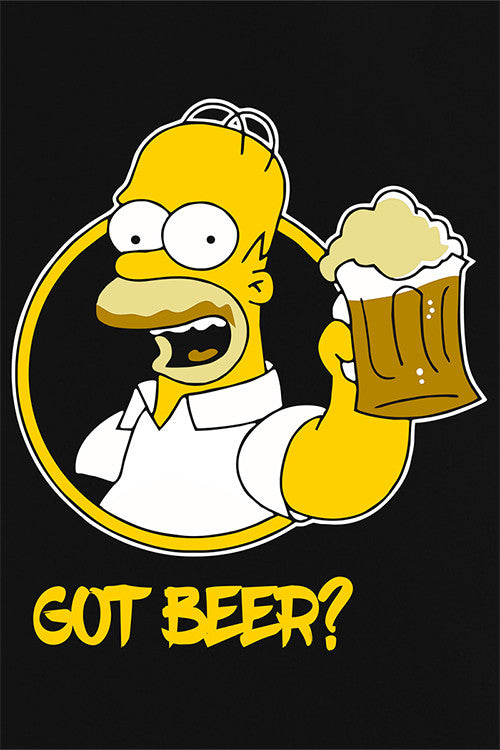 Got beer Black T-Shirt