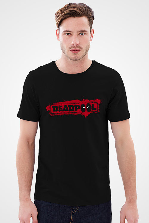 Deadpool Spray T-Shirt