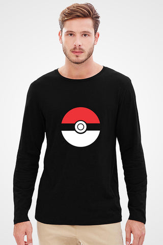 Pokemon Full Sleeve T-Shirt
