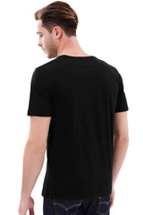 Gym Time Black T-Shirt
