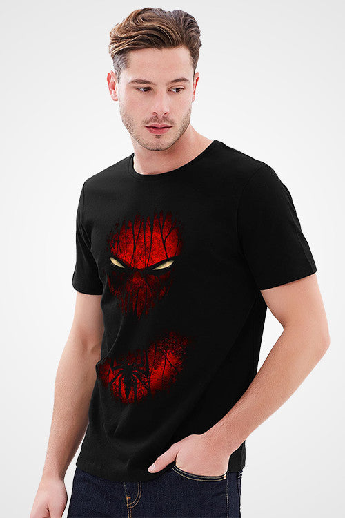 Spidey Black T-Shirt