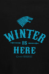 Winter Is Here - Game Of Thrones Official T-Shirt
