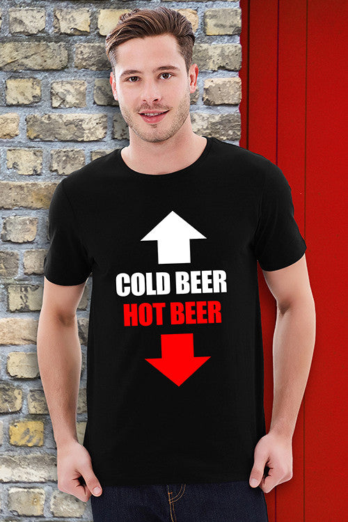Beer Black T-shirt