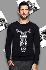 Buy Bullet Full Sleeve T Shirt Online in India at Roamdeal.com