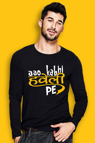 Haveli Full Sleeve T Shirt